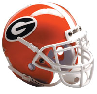 Schutt Sports Georgia Bulldogs Full Size Replica Helmet