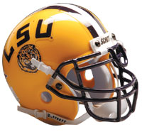 Schutt Sports LSU Tigers Full Size Replica Helmet