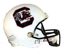 Schutt Sports South Carolina Gamecocks Full Size Replica Helmet