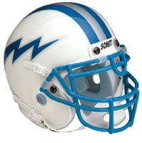 Schutt Sports Air Force Falcons Full Size Replica Helmet