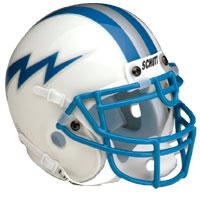 Schutt Sports Air Force Falcons Full Size Replica Helmet