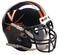 Schutt Sports Virginia Cavaliers Full Size Replica Helmet