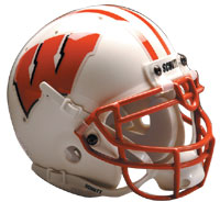 Schutt Sports Wisconsin Badgers Full Size Replica Helmet
