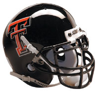 Schutt Sports Texas Tech Red Raiders Full Size Replica Helmet