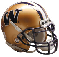 Schutt Sports Washington Huskies Full Size Replica Helmet