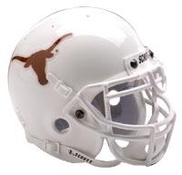 Schutt Sports Texas Longhorns Full Size Replica Helmet