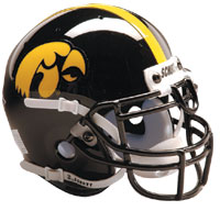 Schutt Sports Iowa Hawkeyes Full Size Replica Helmet
