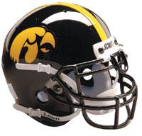 Schutt Sports Iowa Hawkeyes Full Size Replica Helmet