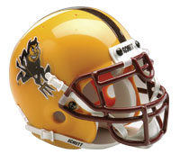 Schutt Sports Arizona State Sun Devils Full Size Replica Helmet