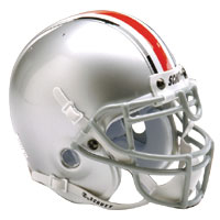 Schutt Sports Ohio State Buckeyes Full Size Replica Helmet