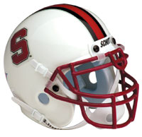 Schutt Sports Stanford Cardinal Full Size Replica Helmet