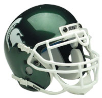Schutt Sports Michigan State Spartans Full Size Replica Helmet