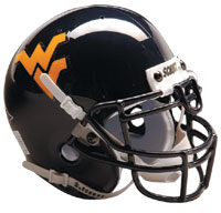 Schutt Sports West Virginia Mountaineers Full Size Replica Helmet