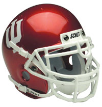 Schutt Sports Indiana Hoosiers Full Size Replica Helmet