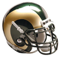 Schutt Sports Colorado State Rams Full Size Replica Helmet