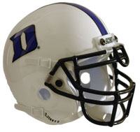 Schutt Sports Duke Blue Devils Full Size Replica Helmet