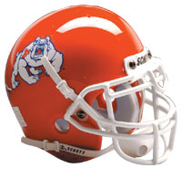 Schutt Sports Fresno State Bulldogs Full Size Replica Helmet