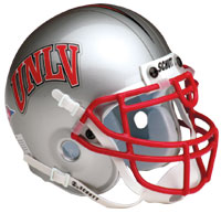 Schutt Sports UNLV Runnin Rebels Full Size Replica Helmet