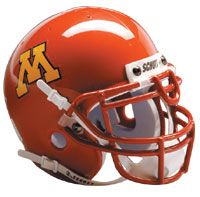 Schutt Sports Minnesota Golden Gophers Full Size Replica Helmet