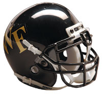 Schutt Sports Wake Forest Demon Deacons Full Size Replica Helmet