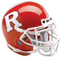 Schutt Sports Rutgers Scarlet Knights Full Size Replica Helmet