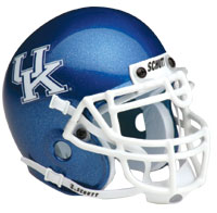 Schutt Sports Kentucky Wildcats Full Size Replica Helmet