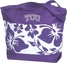 TCU Horned Frogs Aloha Tote