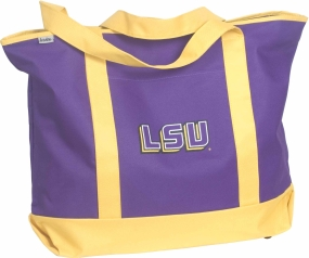 LSU Tigers Hunting Tote