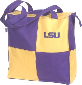 LSU Tigers Panel Tote