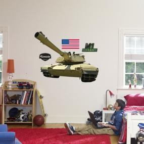 M1 Abrams Tank Fathead