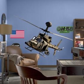 OH-58 Kiowa Warrior Fathead