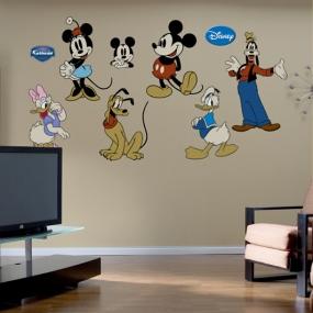 Classic Mickey Mouse Fathead