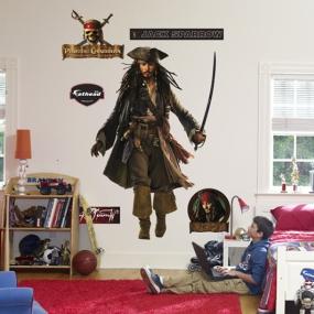 Captain Jack Sparrow Fathead
