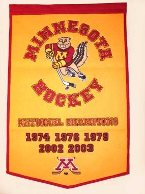 Minnesota Golden Gophers Dynasty Banner