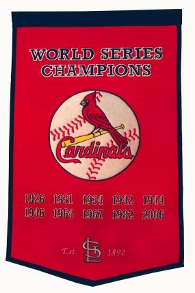 Saint Louis Cardinals Dynasty Banner