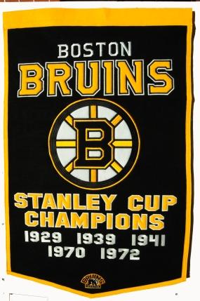 Boston Bruins Dynasty Banner