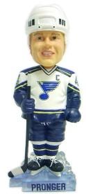 St. Louis Blues Chris Pronger Bobble Head