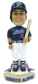 New York Mets Roberto Alomar Bobble Head