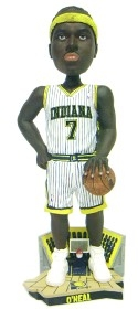 Indiana Pacers Jermaine O'Neal Bobble Head