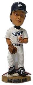 Los Angeles Dodgers Kazuhisa Ishii Bobble Head
