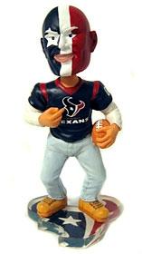 Houston Texans Mascot Bobble Head