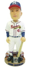 Milwaukee Braves Eddie Matthews Bobble Head