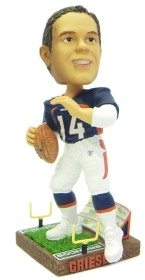 Denver Broncos Brian Griese Bobble Head