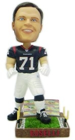 Houston Texans Tony Boselli Bobble Head