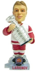 Detroit Red Wings Igor Larionov Stanley Cup Bobble Head
