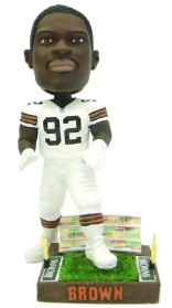 Cleveland Browns Courtney Brown Bobble Head