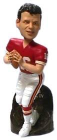 Kansas City Chiefs Len Dawson Super Bowl 4 MVP Bobble Head