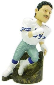 Dallas Cowboys Randy White Super Bowl 12 MVP Bobble Head