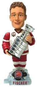 Detroit Red Wings Jiri Fischer Stanley Cup Bobble Head