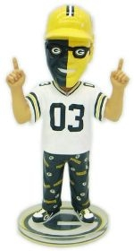 Green Bay Packers Mascot Bobble Head
